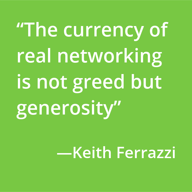 generosity-networking-quote